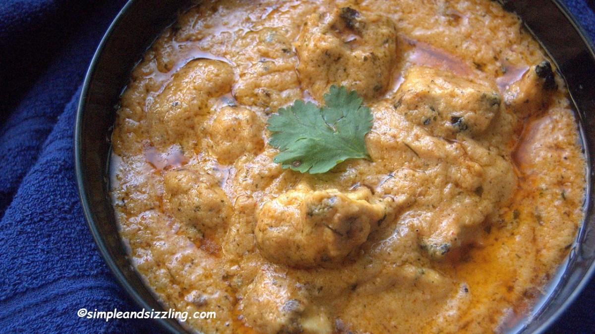 Restaurant Style Chicken Reshmi Butter Masala Bengali Recipe
